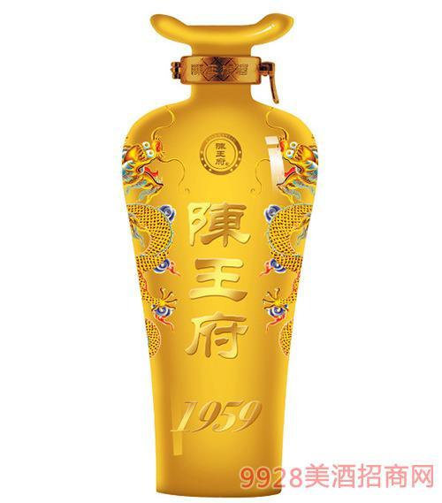 53度陈王府酒1959
