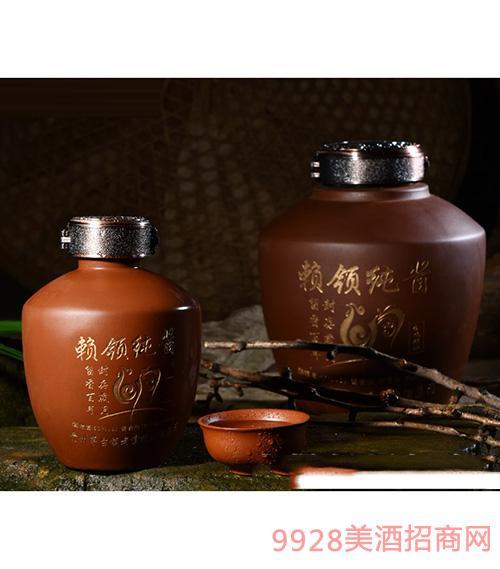 赖领纯酱紫砂坛酒3