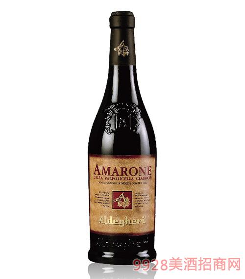 万宝利阿玛诺经典优质法定产区干红葡萄酒