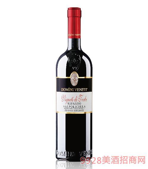 经典万宝利里帕索精品优质法定产区干红葡萄酒
