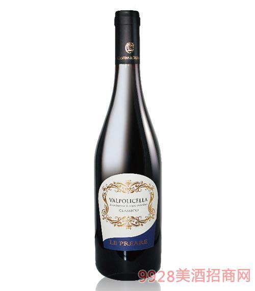 万宝利吉利经典优质法定产区干红葡萄酒