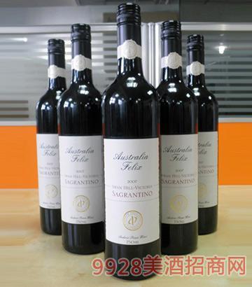 将 军山维多利亚圣格兰蒂诺葡萄酒