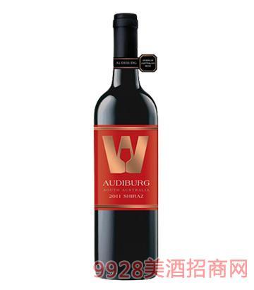澳帝堡红葡萄酒(2011赤霞珠)