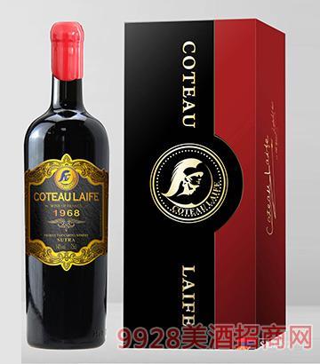 歌图人生 至尊 汉兴1968干红葡萄酒