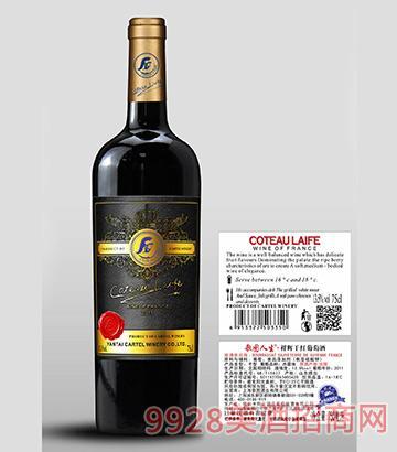 歌图人生 祥辉系列 祥辉干红葡萄酒