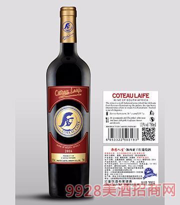 歌图人生 金牌 加西亚干红葡萄酒