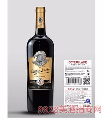歌图人生 老鹰 卡尼尔干红葡萄酒(超重瓶)