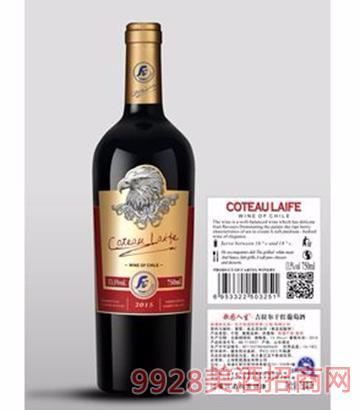 歌图人生 老鹰 吉拉尔干红葡萄酒