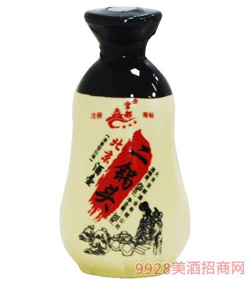 宫都酒·北京酒壶二锅头酒300ml