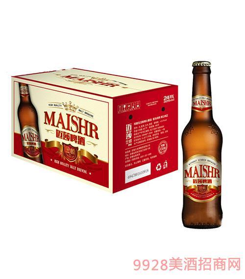 迈莎啤酒·金樽(箱)