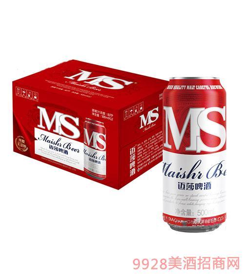 迈莎啤酒500ml(箱)