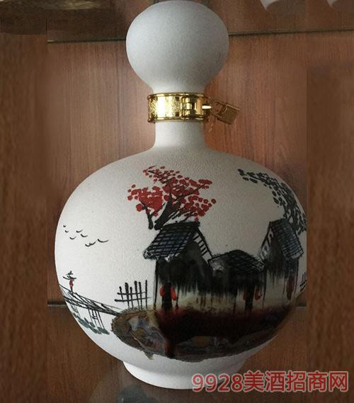 国之魂酒瓷坛装