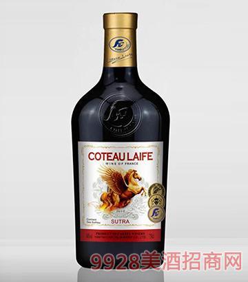 歌图人生 飞马 唐恩干红葡萄酒14度