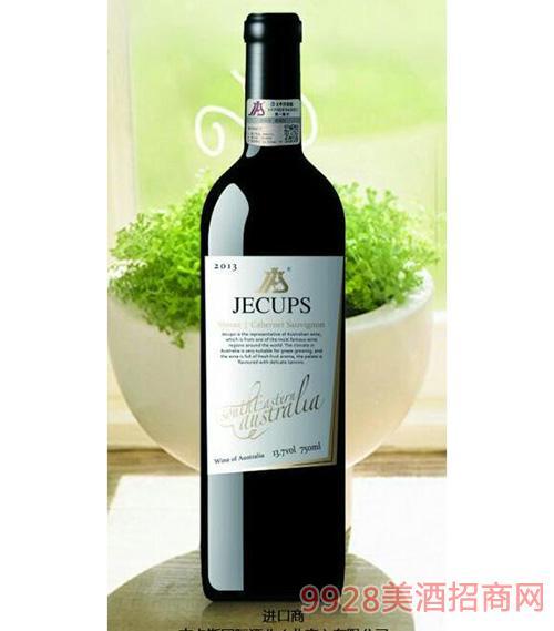 吉卡斯特酿干红葡萄酒