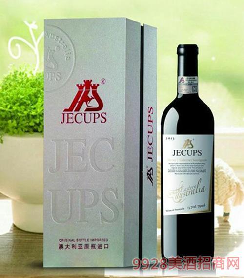 吉卡斯特酿干红葡萄酒礼盒装