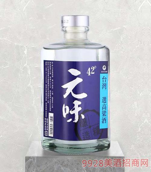 元味高粱酒(家香味42度)