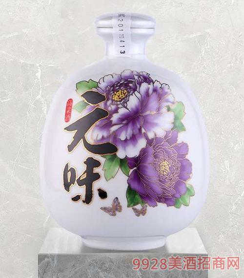 元味高粱酒(国色天香52度)