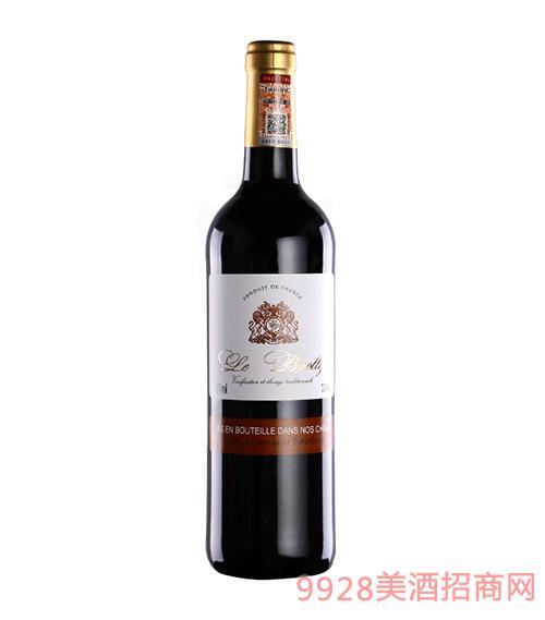 法国宝莱红葡萄酒