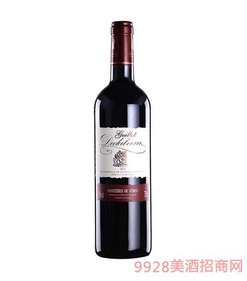 法国吉洛德塔浮红葡萄酒