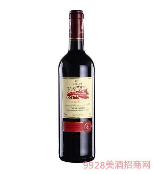 法国吉洛美露葡萄酒