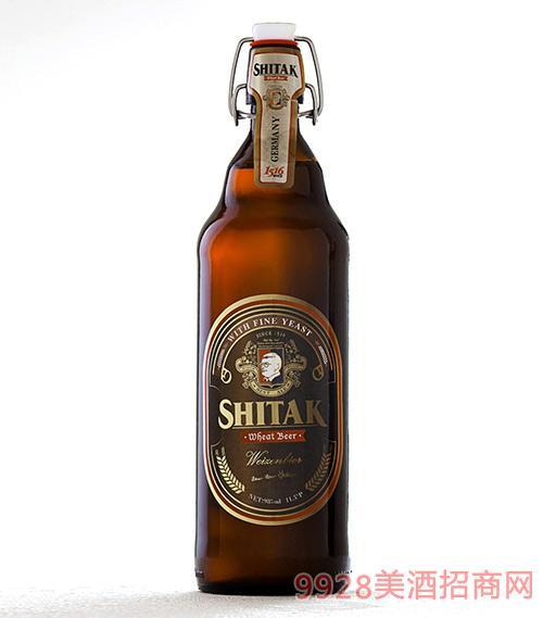 施泰克小麦啤酒985ml