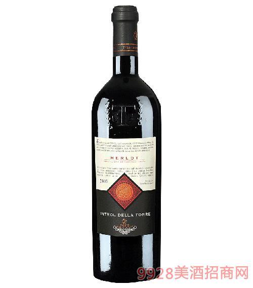 意大利威尼斯美乐红葡萄酒