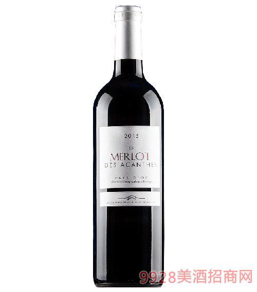爱莎特美乐红葡萄酒