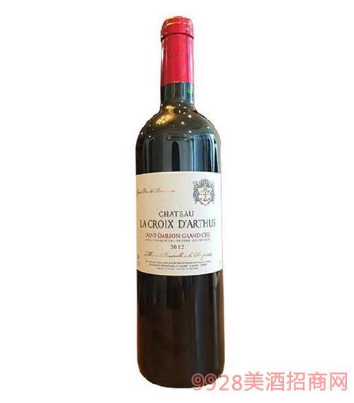 阿图斯十字酒庄干红葡萄酒