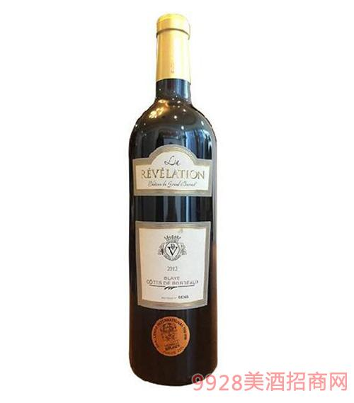 巴瑞庄园启发干红葡萄酒