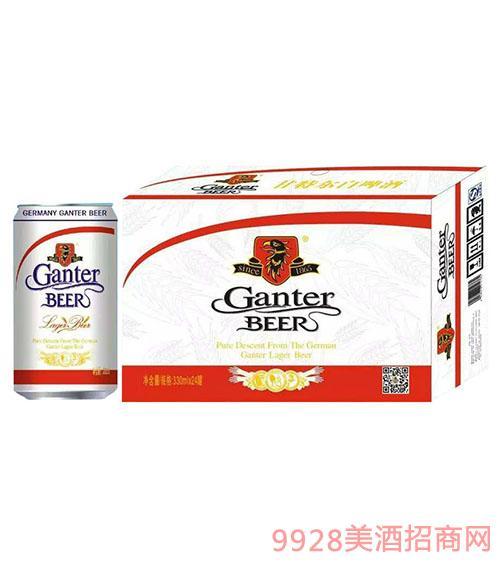 甘特尔啤酒·白啤