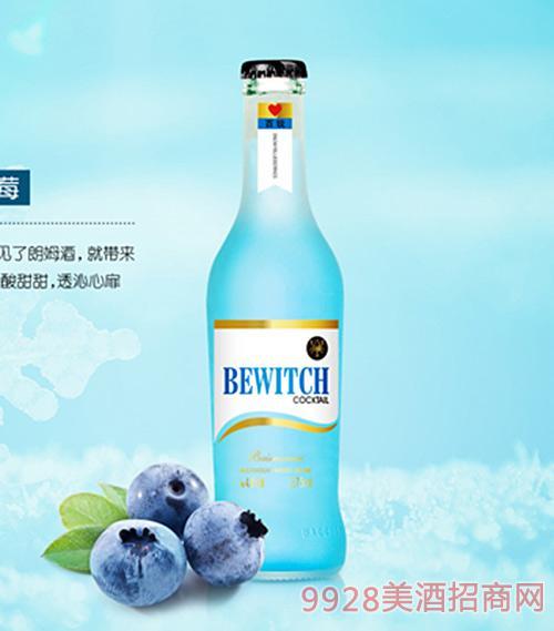 百锐果汁鸡尾酒雪原蓝莓