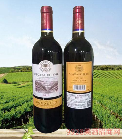 拉菲古堡斯波朗干红葡萄酒(黄光标)13度