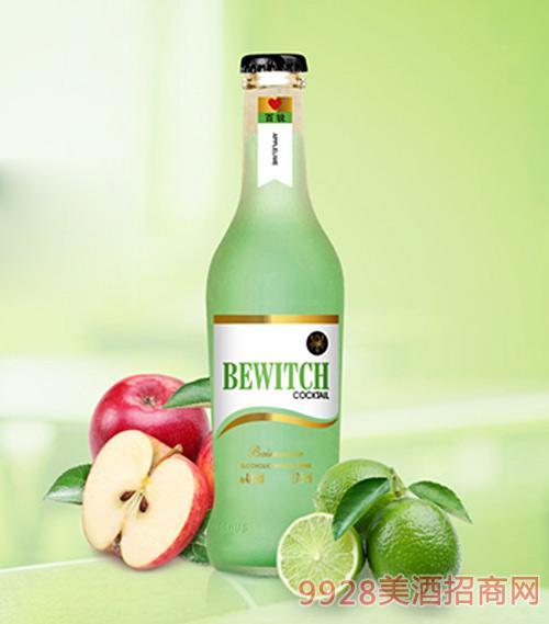 百锐果汁鸡尾酒苹果青柠