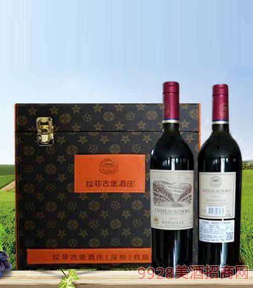 拉菲古斯斯波朗干红葡萄酒(皮箱)13度