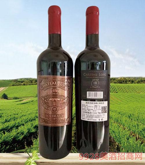 洛菲克歌海娜干红葡萄酒13度