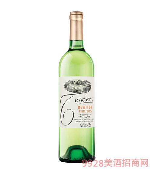 澳洲百锐木桐顿地干白葡萄酒