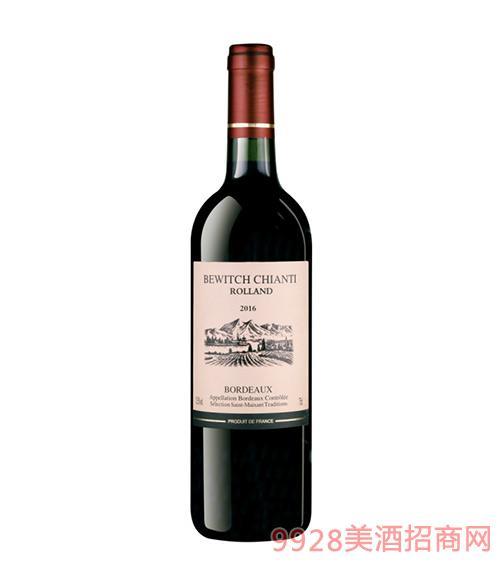 澳洲百锐康帝圣马丁王子干红葡萄酒