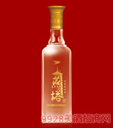 燕塔酒光瓶酒