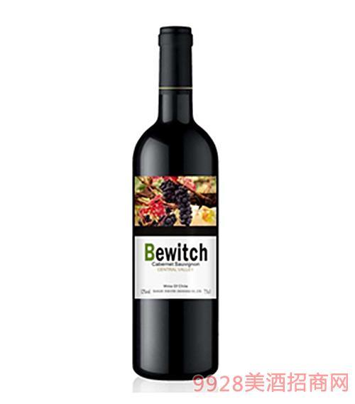 智利中央河谷赤霞珠干红葡萄酒