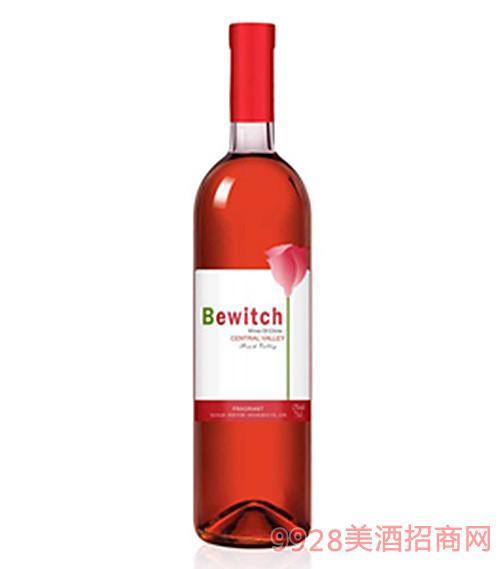 智利中央河谷桃红葡萄酒