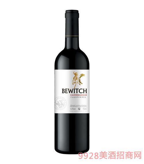 美国加州乐士干红葡萄酒