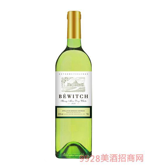 法国城堡圣米尔干白葡萄酒