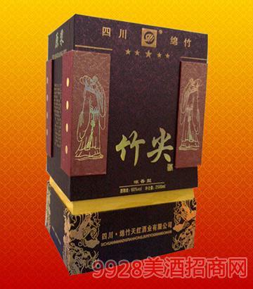 竹尖酒60度2500ml浓香型
