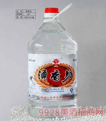 涌香坊酒50度5000ml