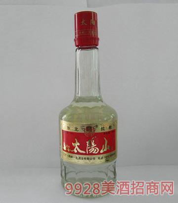 太阳山瓶装酒