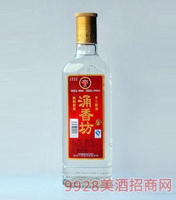 涌香坊酒红瓶