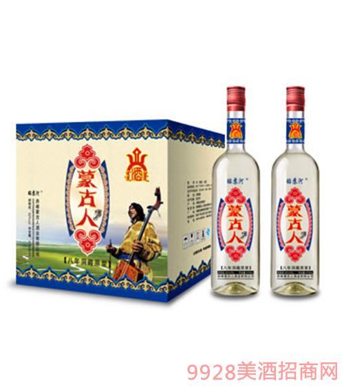 蒙古人酒八年洞藏原浆