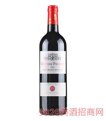 富尔堡红葡萄酒