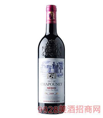 香鹏公爵红葡萄酒