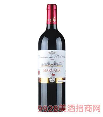 贝莱尔庄园红葡萄酒